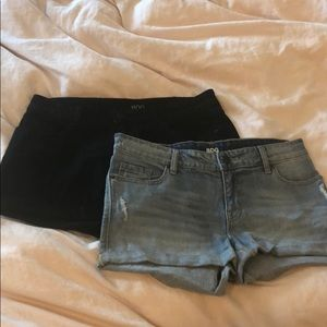 TWO Urban Outfitters shorts